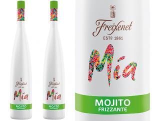 Frizzante Mojito Recipe — Dishmaps